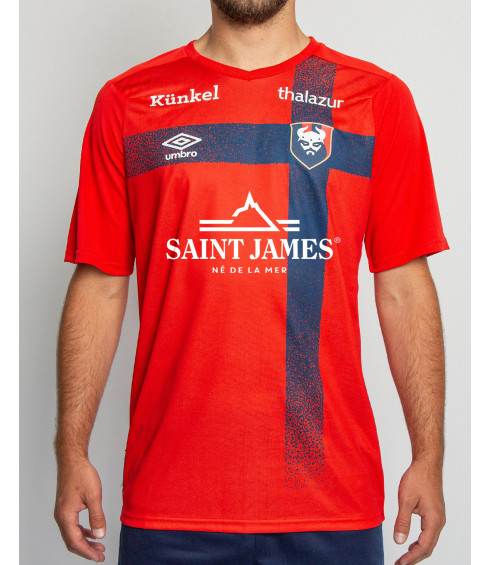 MAILLOT SM CAEN AWAY AUTHENTIQUE 2020/2021 HOMME