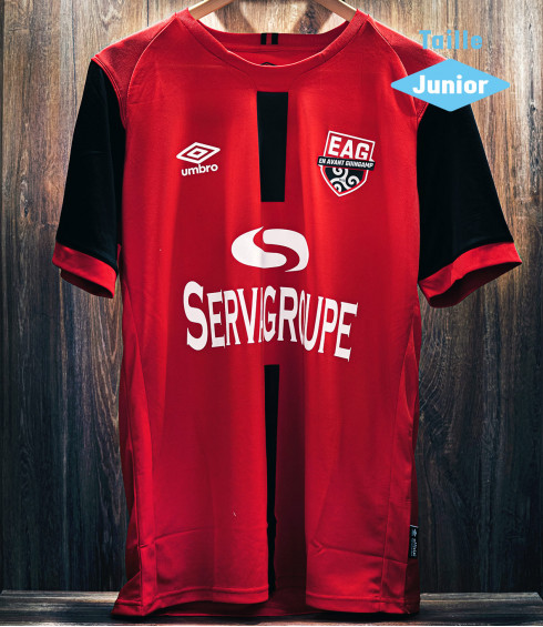 MAILLOT EA GINGAMP HOME REPLICA JUNIOR 2020/2021