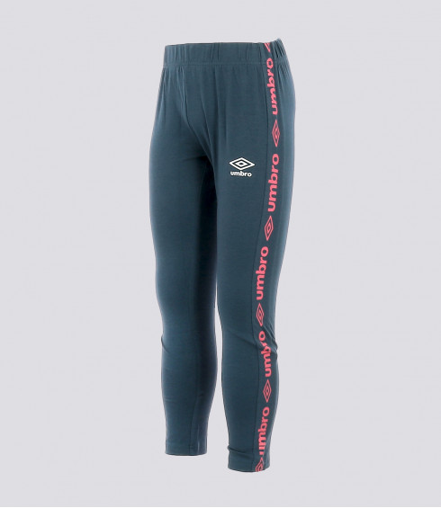PANTALON DE SPORT BLEU ROSE JUNIOR