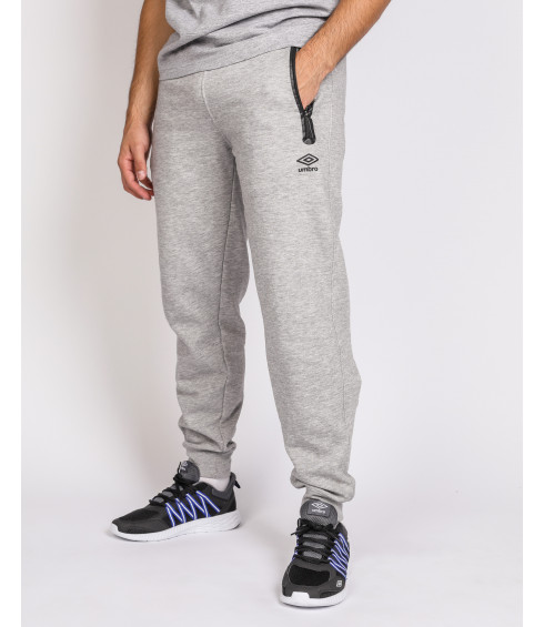 PANTALON DE JOGGING GRIS CHINE