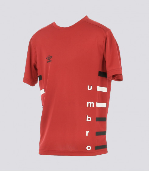 T-SHIRT ROUGE JUNIOR