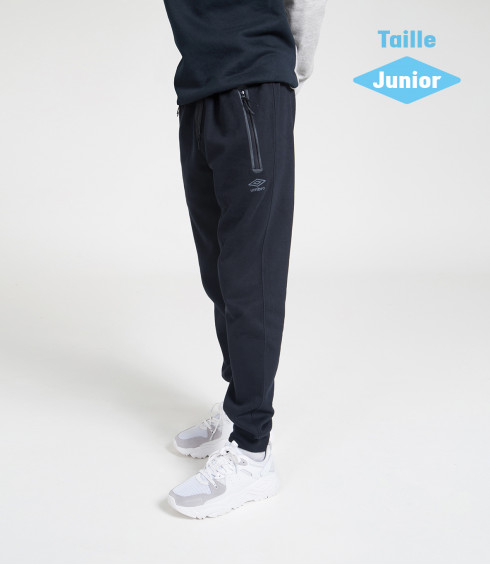 PANTALON DE JOGGING MOLLETON NUIT - JUNIOR