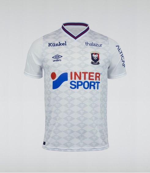 MAILLOT SM CAEN REPLICA AWAY