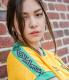 TEE-SHIRT JAMAIQ JAUNE - COUPE DU MONDE 2019