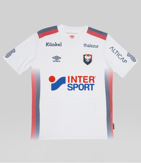 MAILLOT SM CAEN AWAY AUTHENTIC JERSEY 2019/2020