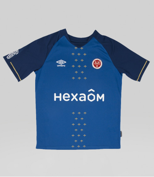 STADE DE REIMS AWAY AUTHENTIC JERSEY 2019/2020