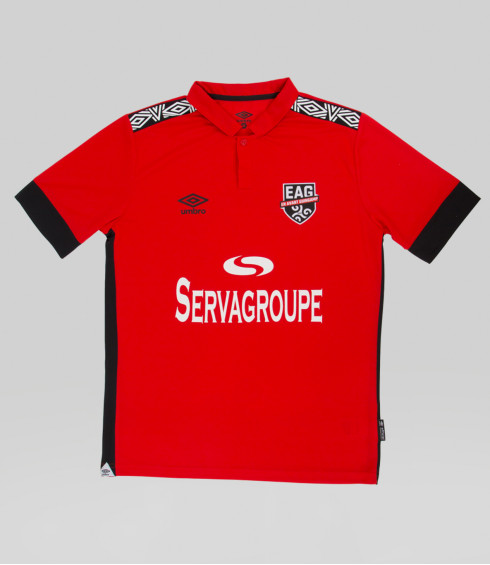 EA GUINGAMP HOME AUTHENTIC JERSEY SS 2019/2020