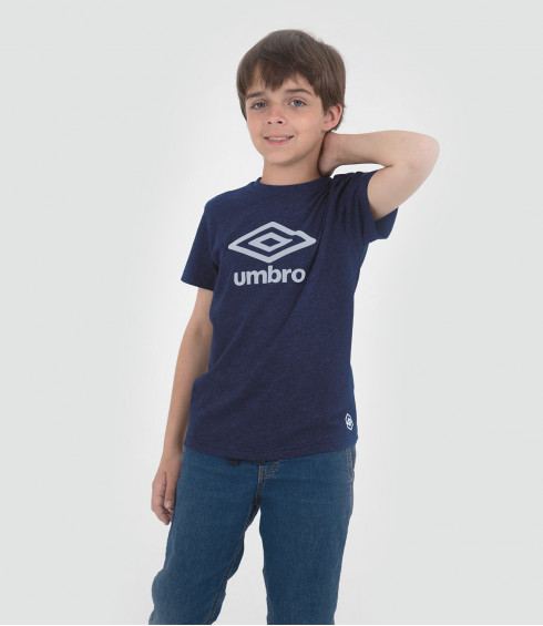 T-SHIRT COTON BIG LOGO - JUNIOR