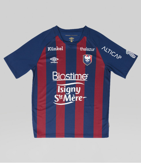 SM CAEN HOME AUTHENTIC JERSEY 2019/2020