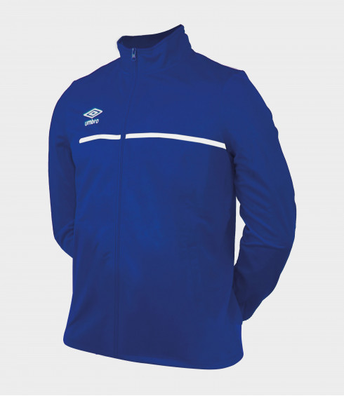 VESTE TEAMWEAR BLEU ROYAL -  JUNIOR