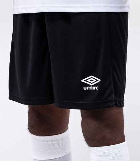 SHORT TEAMWEAR NOIR