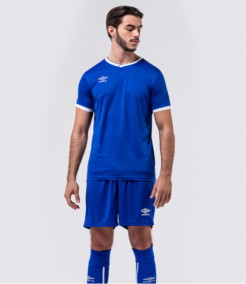 MAILLOT CUP BLEU ROYAL HOMME