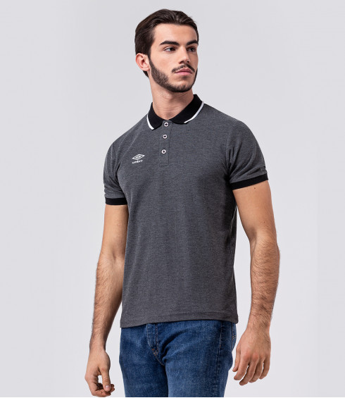 POLO SPORT BASICS NOIR CHINE