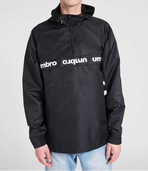 VESTE IMPERMEABLE AUTHENTIC NOIR HOMME