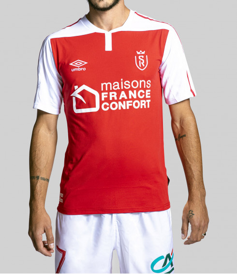 STADE DE REIMS HOME AUTHENTIC 2020/2021